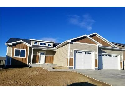 Billings Single Family Home For Sale: 6817 Copper Ridge Loop