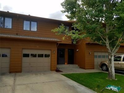 Billings Condo/Townhouse Contingency: 3175 Solar Blvd #9