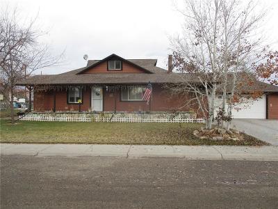 Single Family Home For Sale: 601 W 1st Street W