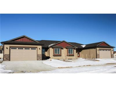 Billings Condo/Townhouse For Sale: 6409 Southern Bluffs