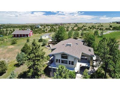 Billings Single Family Home For Sale: 4030 Thunder Ridge Road