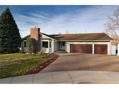 Billings Single Family Home For Sale: 3165 Fairmeadow Dr