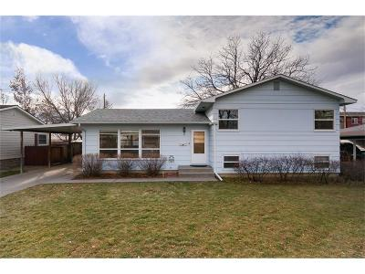 Billings Single Family Home For Sale: 2720 Cook Avenue