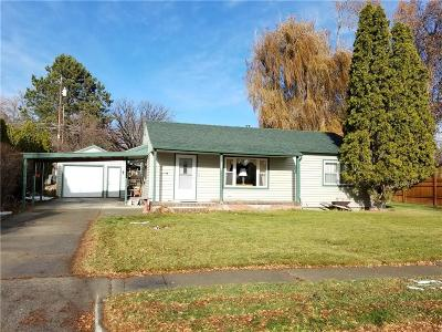 Billings MT Single Family Home Contingency: $159,900