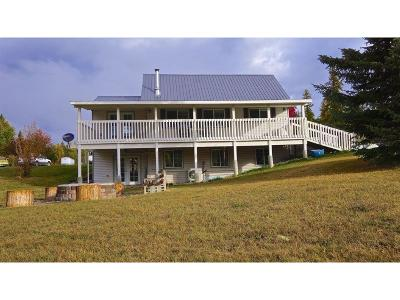 Single Family Home For Sale: 4680 Us Hwy 93 W, Whitefish
