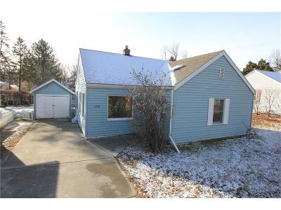 Billings MT Single Family Home For Sale: $164,900