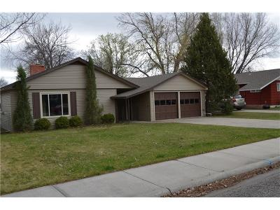 Billings MT Single Family Home For Sale: $189,900