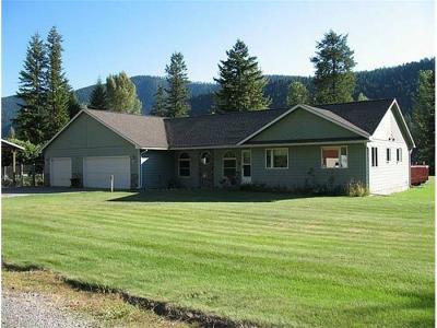 Single Family Home For Sale: 102 River Run Lane, Libby
