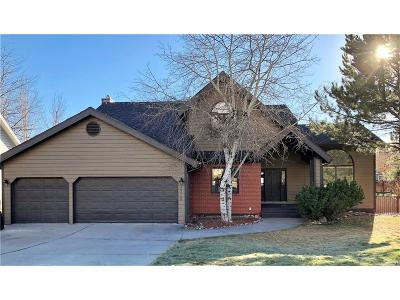 Billings Single Family Home For Sale: 4520 Toyon Dr