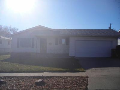 Single Family Home For Sale: 2204 Alamo Drive