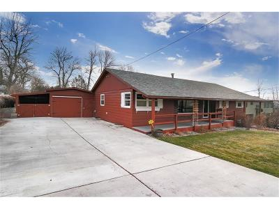 Single Family Home For Sale: 2917 Placer Drive