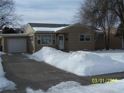 Single Family Home For Sale: 1308 Eldorado Dr