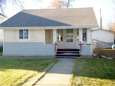 Single Family Home Contingency: 411 1st Street West