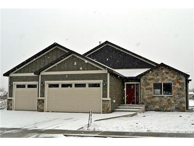 Billings Single Family Home For Sale: 2607 Bowles Way