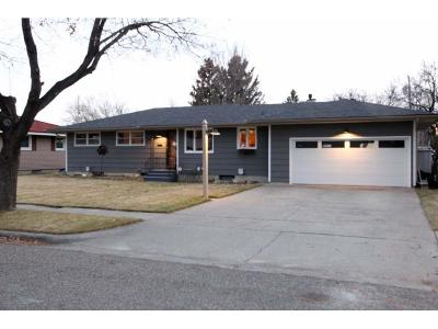 Billings Single Family Home For Sale: 2646 Yellowstone Ave.