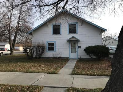 Billings Single Family Home Contingency: 103 Monroe Street