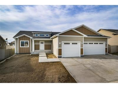 Single Family Home For Sale: 6817 Copper Ridge Loop