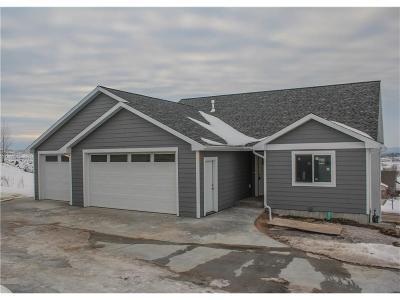 Billings Single Family Home For Sale: 3447 Prestwick Rd