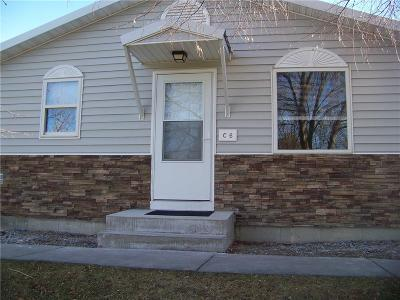 Billings Condo/Townhouse For Sale: 3390 Canyon Drive #C6