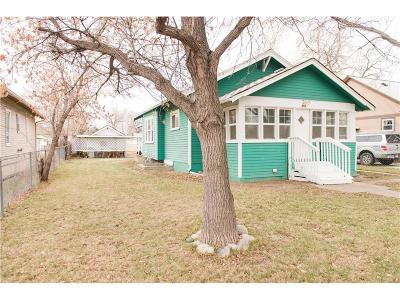 Billings Single Family Home For Sale: 214 S 38th Street