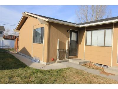 Billings Condo/Townhouse Contingency: 2218 Golden Blvd