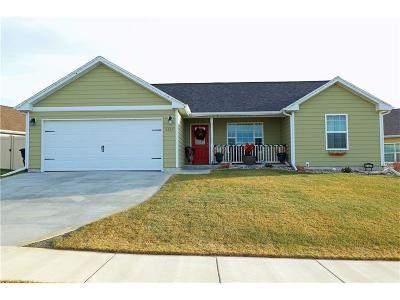 Billings Single Family Home For Sale: 3125 E. Copper Ridge Loop