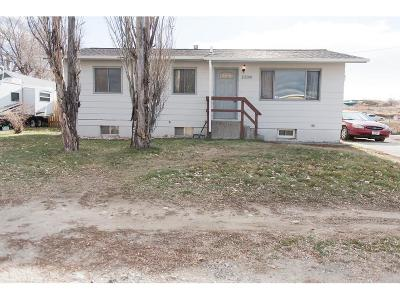 Single Family Home For Sale: 1338 Rosebud Lane