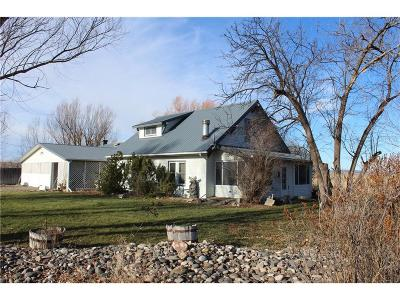 Single Family Home For Sale: 2887 Center Road