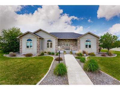 Billings Single Family Home For Sale: 6020 Hazelwood Drive