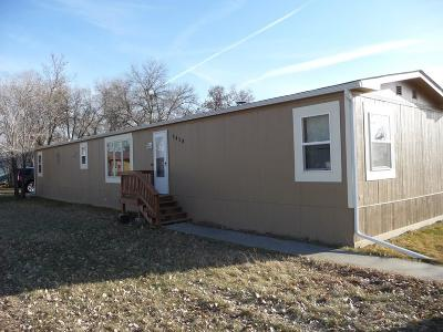 Single Family Home For Sale: 5428 Carey Avenue