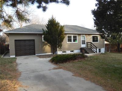Billings Single Family Home For Sale: 2607 Golden Blvd