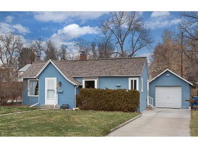 Billings Single Family Home For Sale: 635 Burlington Ave