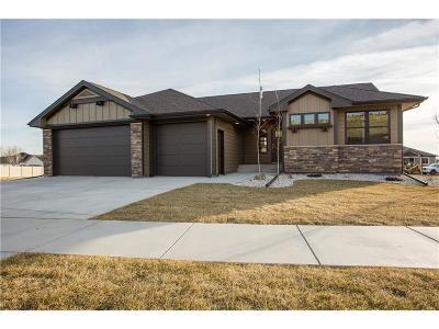 Billings Single Family Home For Sale: 4610 Elk Ridge Trail