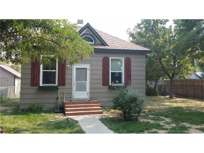 Billings Single Family Home For Sale: 2916 8th Ave. S.