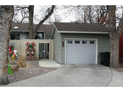 Billings MT Condo/Townhouse For Sale: $199,900