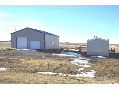 Billings Single Family Home For Sale: 7122 Helfrick Road