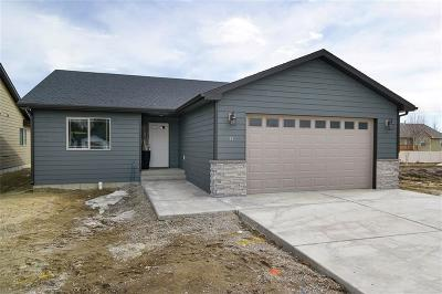 Billings MT Condo/Townhouse For Sale: $270,000
