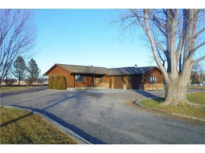 Single Family Home Contingency: 6805 Odonnell Lane