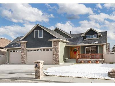 Single Family Home Contingency: 1619 Kit Lane W