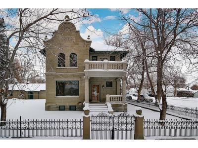 Single Family Home Contingency: 4 W 1st Avenue N
