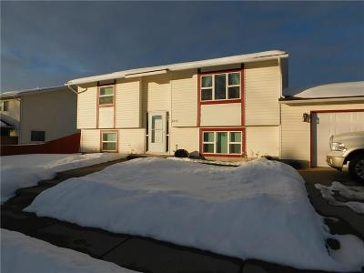 Single Family Home Contingency: 3933 Cambridge Dr