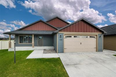 Single Family Home For Sale: 1115 Wilderness Drive