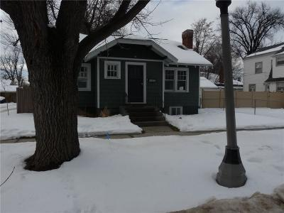 Single Family Home For Sale: 1416 1st Street W