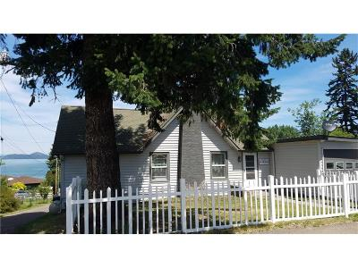 Single Family Home For Sale: 50578 Highway 93, Polson
