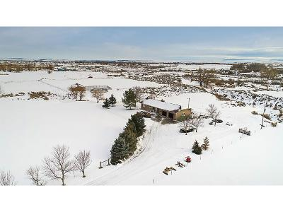Billings MT Single Family Home For Sale: $375,000