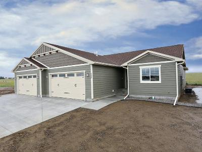 Billings MT Condo/Townhouse For Sale: $250,000