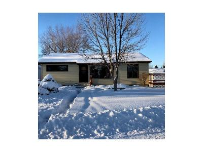 Billings MT Single Family Home For Sale: $175,000