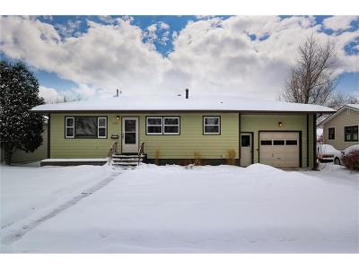 Billings MT Single Family Home For Sale: $220,000