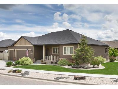 Billings MT Single Family Home For Sale: $400,000