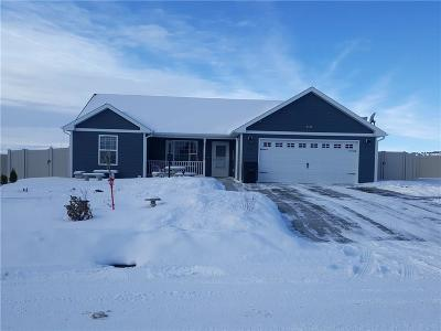 Billings MT Single Family Home For Sale: $232,000